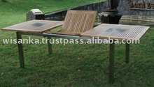 New Jersey Rect Ext.Table (matic sliding)
