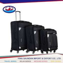 Latest Arrival originality bags trolley case suit case with good offer