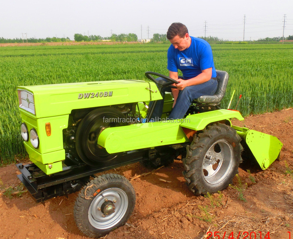 Mini Farm Zubr Tractor With Avalibale Implements Buy