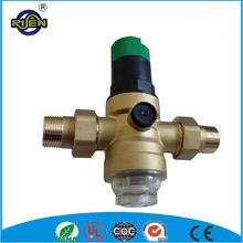 fábrica de China suministro latón de la válvula de alivio de presión