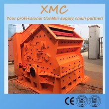 cubic shape stone Impact Crusher 100t/h capacity energy and mineral the right machinery supplier