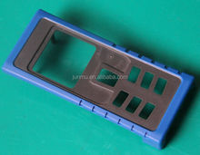 Double injection plastic parts mould according to customers' products'design