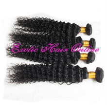 Exotichair ponytail hair bands pre braided hair weft