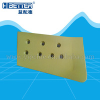 bulldozer spare parts cutting edges and excavator bucket side cutter