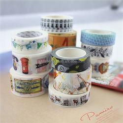 xg-1003 Factory wholesale Bangladesh washi masking tape printing washi masking tape custom washi masking tape