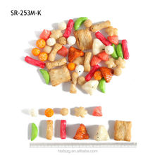 Mix rice cakes popular healthy snacks additive free