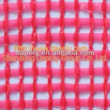 shandong qingdao good factory vegetable onion potato fruite packaging plastic onion/fruit mesh bag