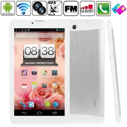Android 4.4 4GB Dual Core Dual SIM Tablet 3G Sim Card Android Tablet