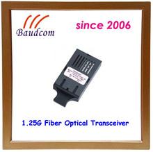 Wave solderable 1.25G optical transceiver module