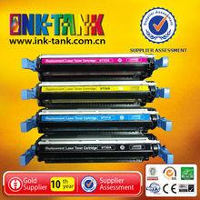 Remanufactured colored toner cartridge C9732A