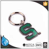 Factory customized metal sydney souvenir keychain