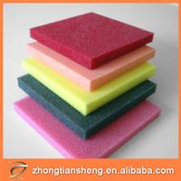 High Density Polyurethane Foam Sheets for Sofa Seat