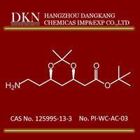Best saleAtorvastatin intermedia (4R,Cis)-1,1-Dimethylethyl-6-Aminoethyl-2,2 -Dimethyl -1,3-Dioxane-4-Acetate/CAS NO.125995-13-3