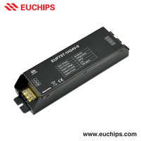 best selling 75w 24vdc 1 channel triac dimmable led driver