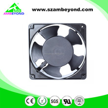 Top sale powerful 110v 220v ac fan 120mm 38mm axial fan 120x120x38