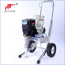 2015 hot selling high pressure airless paint sprayer/spraying machine