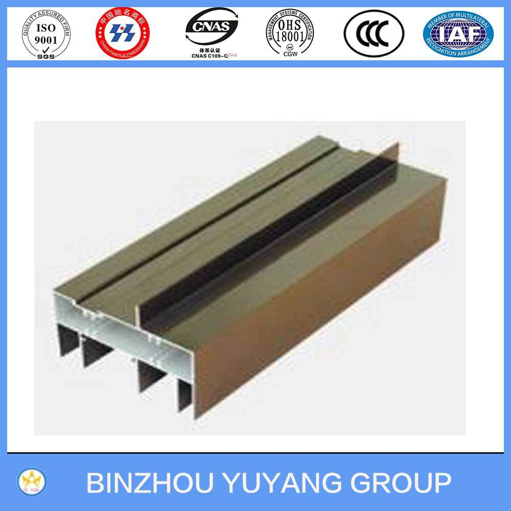 Product Aluminium Sections : Aluminum section