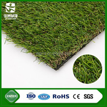High quality cheap 4 color durable artificial turf natural garden carpet grass for landscape