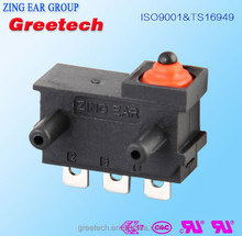 Car and industrial on off electrical control push button limit micro switch