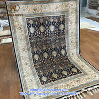 130x190cm nanyang handknotted silk oriental chinese turkish home handmade persian rugs price