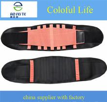 china supplier with CE/FDA Neoprene Elastic Lumbar support belt/Back Support Belt lumbar corset bind