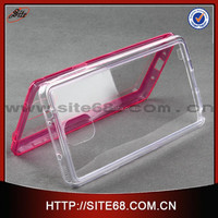 Free Sample! High Quality TPU+PC back phone case cover for samsung Note 3