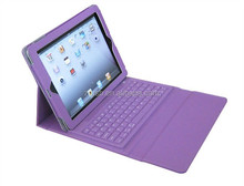 Wireless silicon bluetooth keyboard soft keyboard with leather case from alibaba china