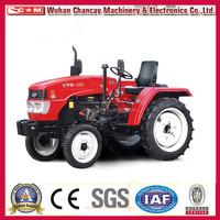 2013 YTO 18hp 20hp 25hp new style wheel mini china cheap farm tractor price small tractor