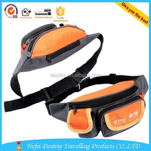 Hot selling practical fashional cheap sports waist pack travel money belt