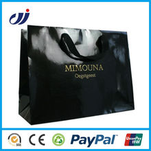 High quality new products 2015 luxury brands paper bag