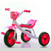 2015 hot children tricycle with air tire,cheap kids 3 wheel pedal car baby tricycle.