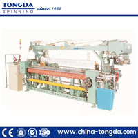 Denim fabric rapier weaving machine