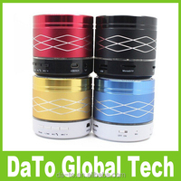 Free Shipping Cheap SA20 Portable Dynamic LED Wireless Bluetooth Speakers