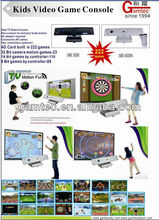 Hot !! iMove motion game console with 222 games