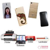 Daqin phone case making machine diy sticker for any girl mobile phone