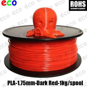 1. 75mm 2. 85mm pla/abs./hanches/petg 3d imprimante couleur filament fabriqués en chine