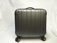 """""""16"""" inch ABS PC aluminum suitcase"""