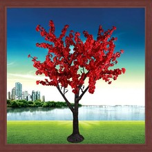 High quality and good price outdoor and indoor led cherry blossom branches wholesale
