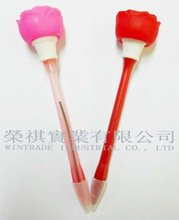 Valentinel Light Up Rose Pen