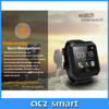 Outdoors anti-shock three proofing Bluetooth Man watch waterproof support call whatsapp facebook mobile phone accessories