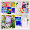 Cool design Multi-function silicone universal phone case, can be worn on the hand mobil phone case