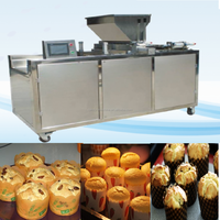 high quality egg pie making machine\Muffin Making Machine/Commercial Muffin Bread Baking Machine/Hot selling cupcake muffin
