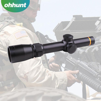 Tactical Optical Sight 1.5-5X20 Wire reticle riflescopes for hunting