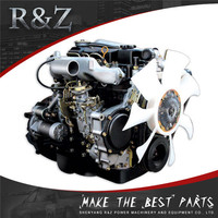 Made in China low price water cooled lister type diesel engine