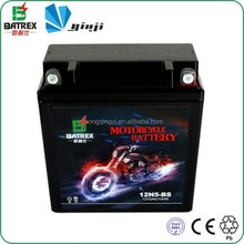 2015 New Smart Popular Motorcycle (Original Factory) Sealed Lead Acid Battery 12V