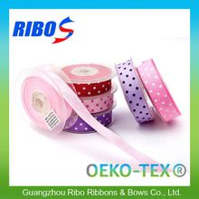 Smooth Surface Embroidery Ribbons Satin