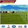 galvanized barbed wire sheep glassland deer fence wire mesh