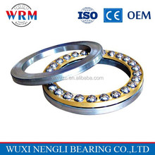 High quality thrust ball bearing 51406 rock drill bearing