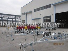 Heavy duty dual or single axel galvanized inflatable rc trucks boat trailer parts