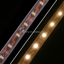 5050 rgb dream color 6803 ic led strip light remote controlled battery operated led strips light power/M 12.5W hl1606 led strip
